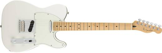 Player Telecaster Maple - Polar White