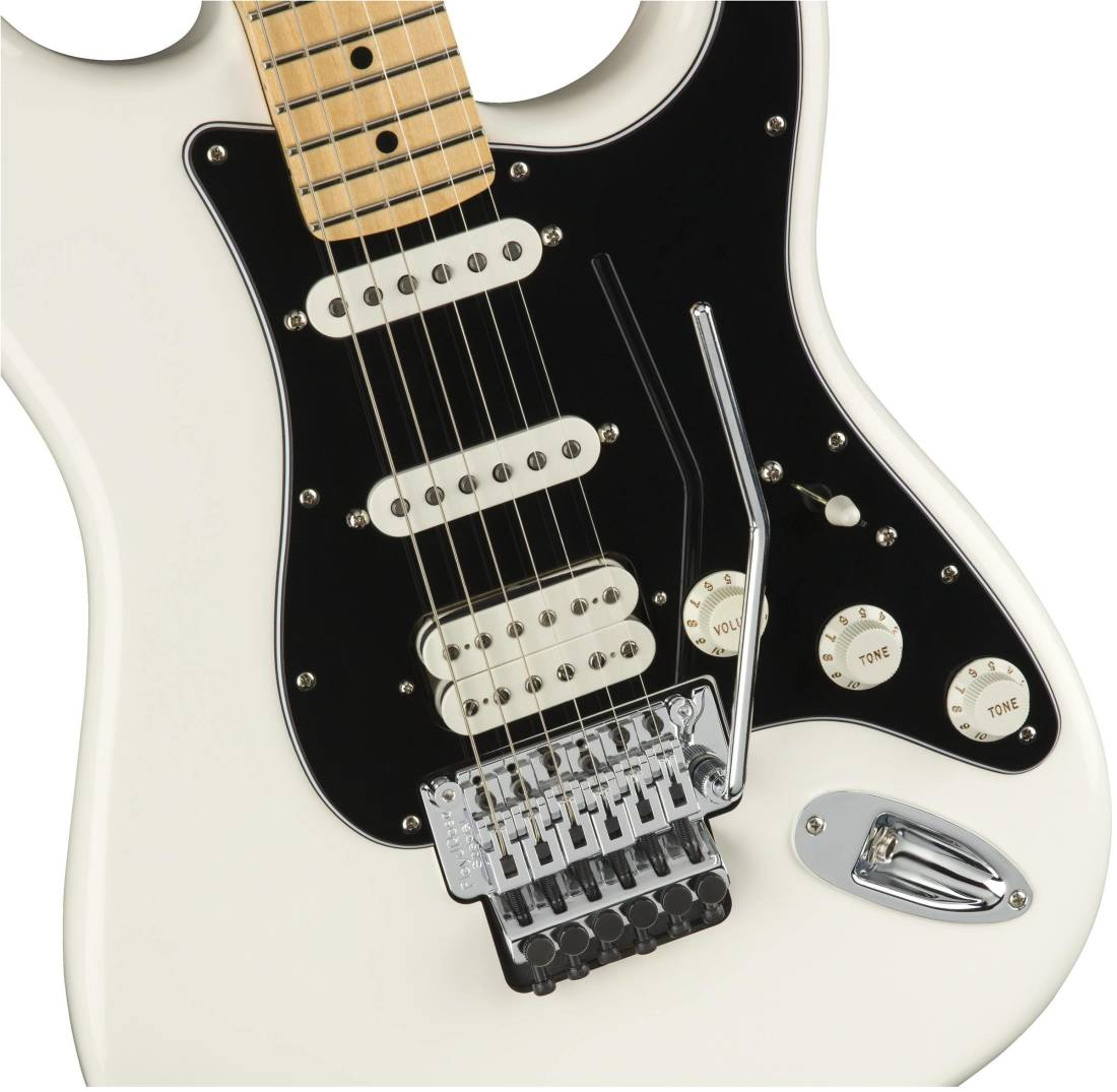 Fender Player Stratocaster With Floyd Rose Hss Maple Fingerboard
