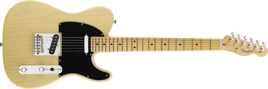 fender 60th anniversary tele long mcquade musical instruments. Black Bedroom Furniture Sets. Home Design Ideas