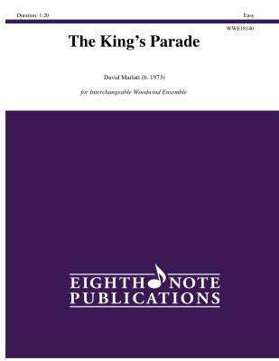 The King's Parade - Marlatt - Woodwind Ensemble