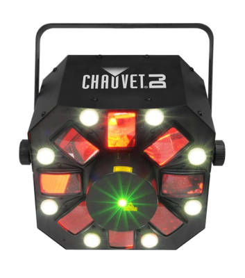Swarm 5 FX 3-in-1 LED/Laser Effect Fixture