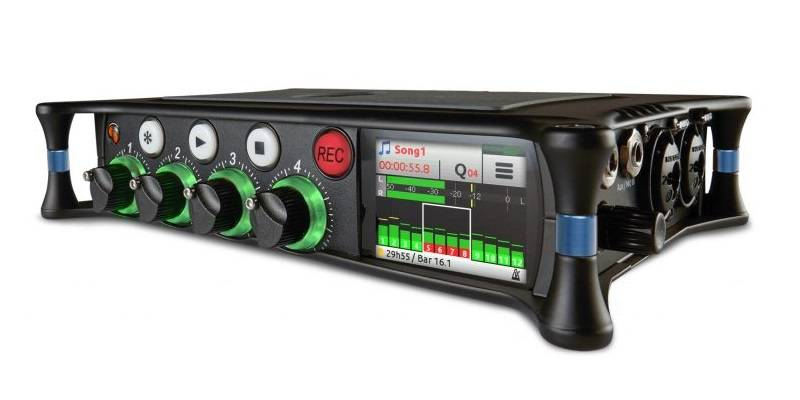 MixPre-6M Multitrack Audio Recorder & USB Audio Interface for Musicians