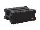 Gator - Pro Series Molded Rack Case - 4U, 13″ Deep