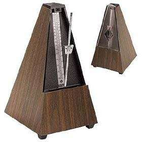 Metronome Walnut Matt Finish