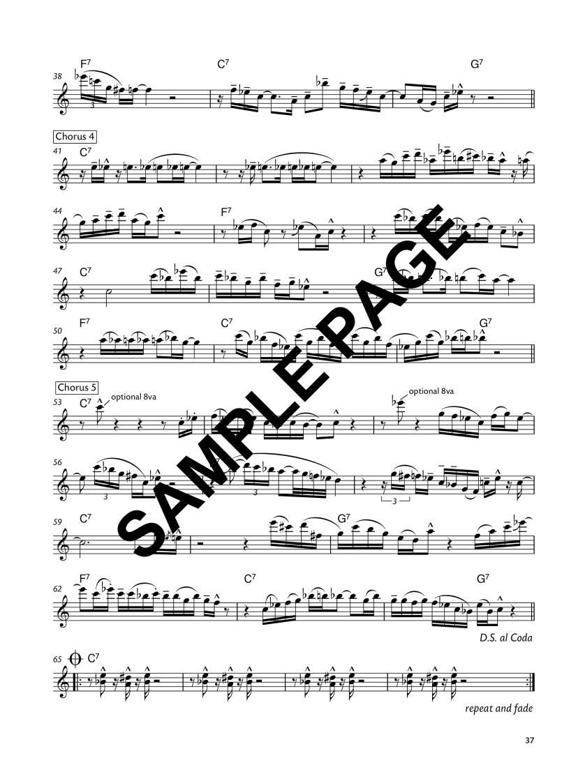 The Essence of the Blues: Tenor Saxophone - Snidero - Book/CD