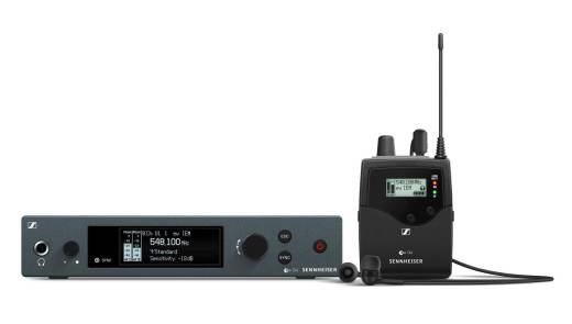 EW IEM G4-A Wireless Stereo Monitoring Set