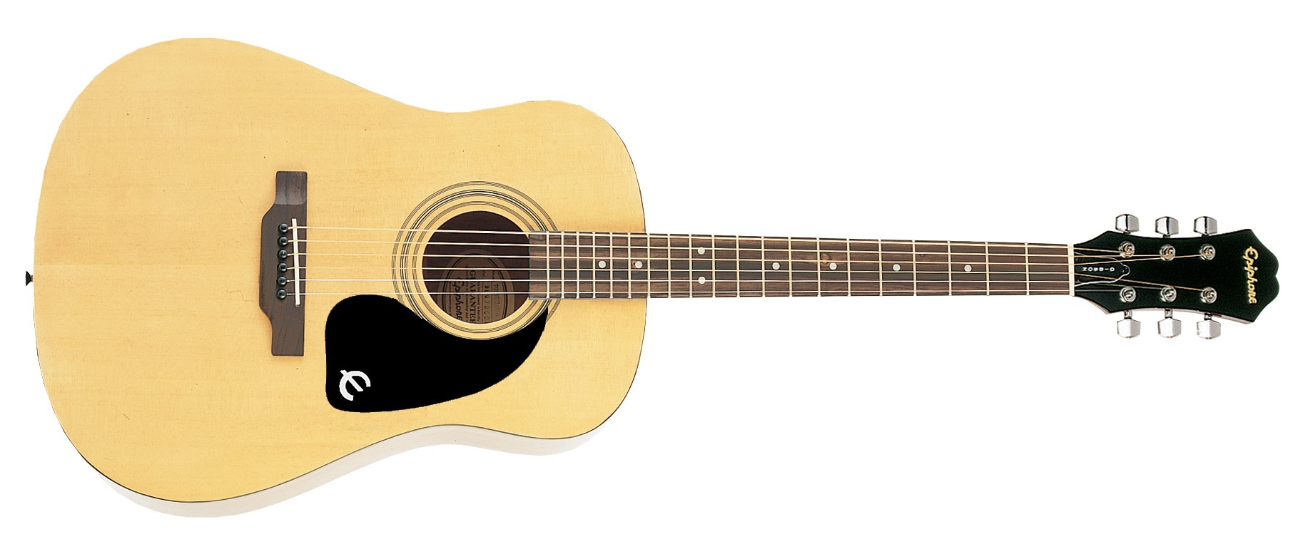 Epiphone Dr 100 Acoustic Natural Long Mcquade Musical Instruments