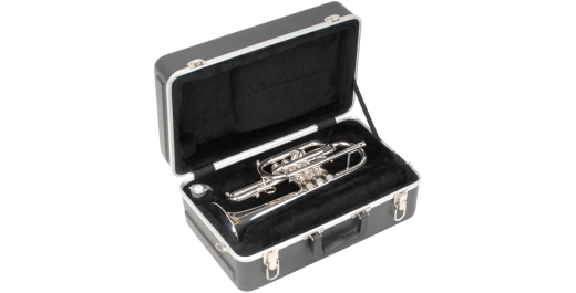 1SKB-325 Molded Cornet Case with Plush Interior