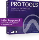 Avid - Pro Tools Perpetual License with 1-Year Updates and Support Plan - Download