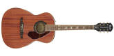 Fender - Tim Armstrong Hellcat Acoustic/Electric Guitar - Natural