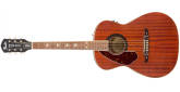 Fender - Tim Armstrong Hellcat Acoustic/Electric Guitar - Natural, Left-Handed