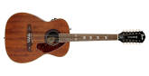 Fender - Tim Armstrong Hellcat 12-String Acoustic/Electric Guitar - Natural
