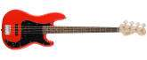 Squier - Affinity Series Precision Bass PJ w/ Laurel Fingerboard - Race Red