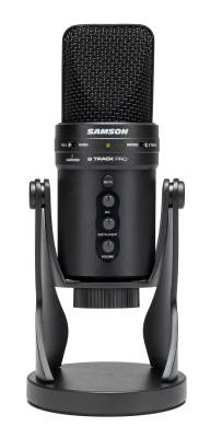 G-Track Pro USB Microphone with Audio Interface