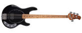 Ernie Ball Music Man - StingRay Special Bass, Maple Fingerboard w/ Case - Black