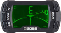 BOSS - TU-03 Clip On Tuner and Metronome