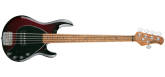 Ernie Ball Music Man - StingRay Special 5-String Bass w/ Maple Fingerboard - Burnt Apple