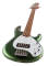 StingRay Special 5-String Bass w/ Maple Fingerboard - Charging Green