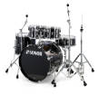 Sonor - AQ1 Stage 5-Piece Drum Kit (22,10,12,16,14sn) w/Hardware - Piano Black