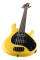 StingRay Special HH 5-String Bass w/ Rosewood Fingerboard -  HD Yellow