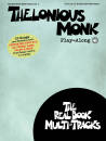 Hal Leonard - Thelonious Monk Play-Along: Real Book Multi-Tracks Volume 7 - Book/Media Online