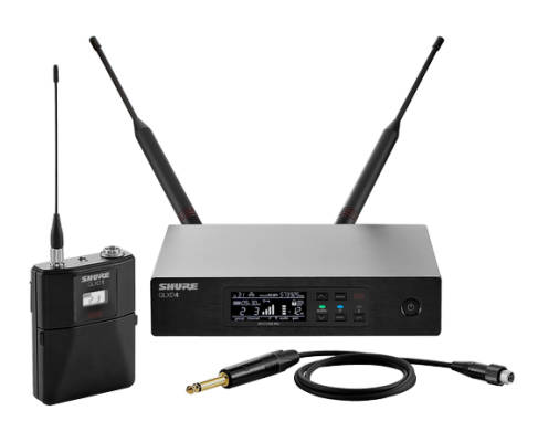 QLXD14 Wireless System w/ Instrument Cable