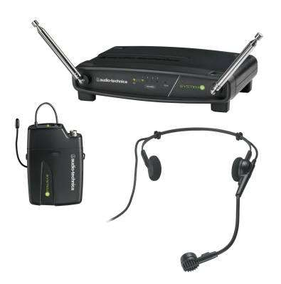 ATW-901A/H System 9 VHF Wireless System w/ Headworn Mic