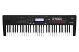 Korg - Kross 2 61-Key Synthesizer Workstation - Super Matte Black