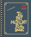 Hal Leonard - The Pat Metheny Real Book (Artist Edition) - B-Flat Instruments - Book