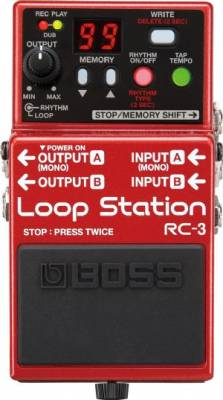 RC-3LS - Loop Station