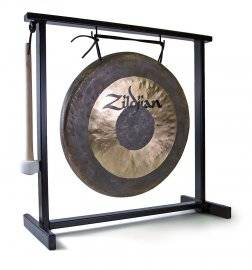 Table Top Gong with Stand & Mallet