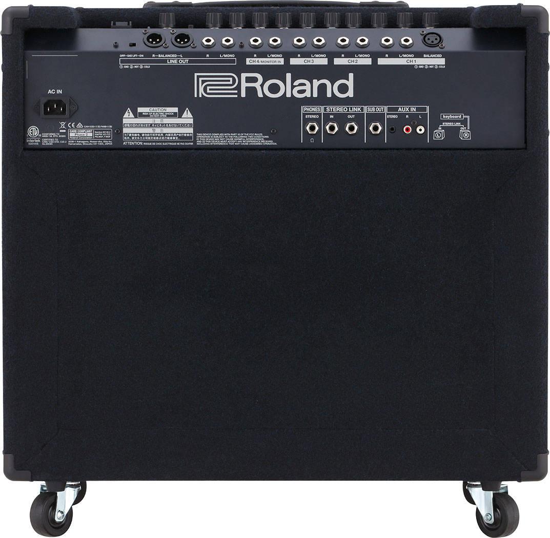 roland kc 600 200 watt mixing keyboard amplifier long mcquade musical instruments. Black Bedroom Furniture Sets. Home Design Ideas