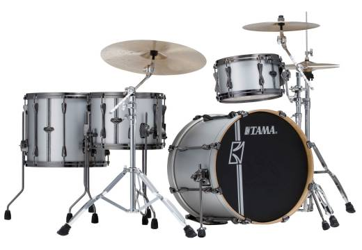 Hyper-Drive Duo 4-Piece Shell Pack (20,12,16, Duo Snare) - SSV