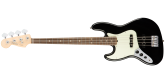 Fender - American Professional Jazz Bass Left-handed Rosewood Fingerboard - Black