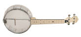 Gold Tone - Little Gem See-Through Banjo-Ukulele - Diamond