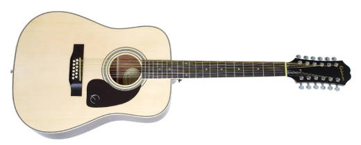 DR-212 12-String Guitar - Natural