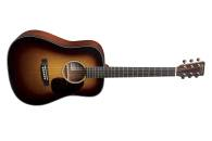 Martin Guitars - D Jr. E Dreadnought Sitka Spruce Acoustic/Electric Guitar - Sunburst