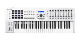 Arturia - KeyLab MKII 49 Professional Keyboard Controller and Software - White