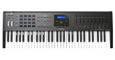 Arturia - KeyLab MKII 61 Professional Keyboard Controller and Software - Black