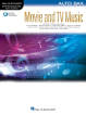 Hal Leonard - Movie and TV Music (Instrumental Play-Along) - Alto Sax - Book/Audio Online