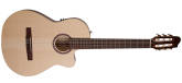 La Patrie Guitars - Arena CW QIT Thinline Acoustic/Electric Nylon String Guitar