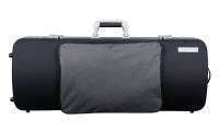 Bam Cases - Hightech Panther Viola Case w/ Pocket - Black