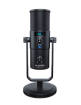 M-Audio - Uber Mic Professional USB Condenser Microphone w/ Headphone Output