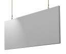 Primacoustic - Saturna High-Performance Hanging Baffle - 24x48x1.5 (2) - Gray