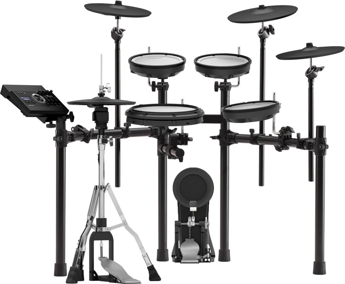 Roland TD-17 KVXS Electronic Drum Kit With Stand - Long