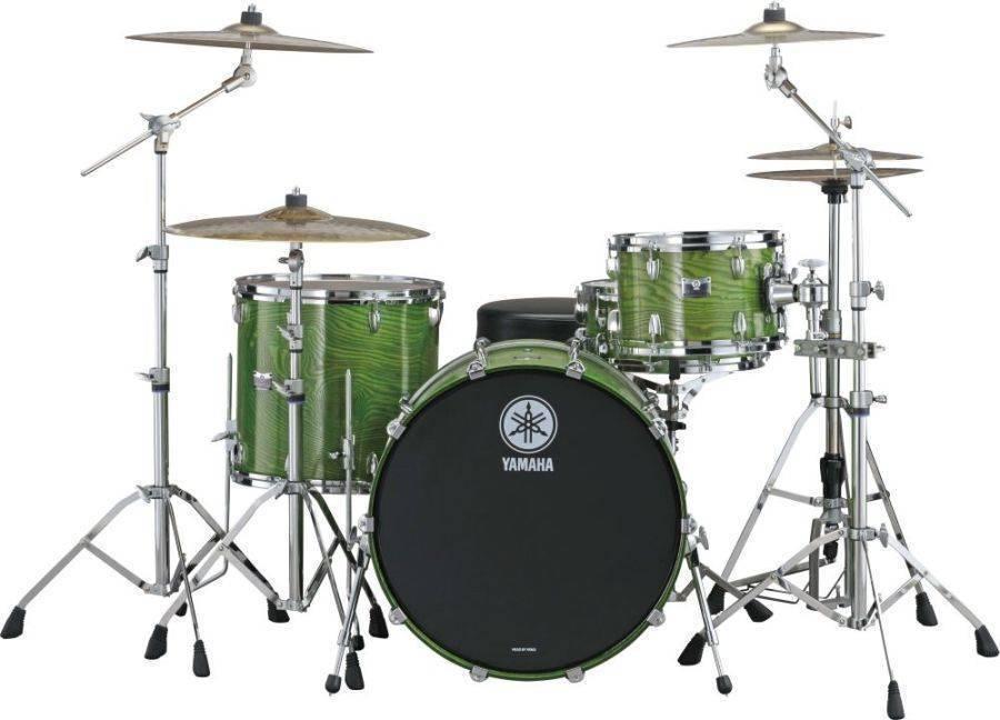 Drum Kits Yamaha Green
