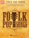 Hal Leonard - Folk Pop Songs: Easy Guitar with Notes & Tab - Book