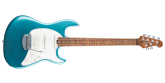 Ernie Ball Music Man - Cutlass RS HSS - Vintage Turquoise