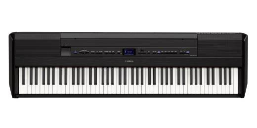 P-515 88-Key Digital Piano w/Speakers - Black