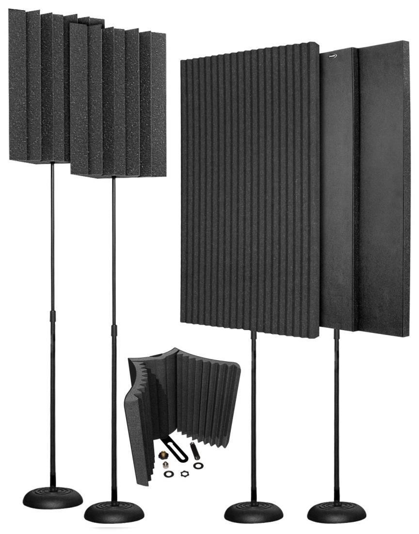 Acoustic Treatment Kit : auralex voxmax acoustic treatment kit long mcquade musical instruments ~ Hamham.info Haus und Dekorationen